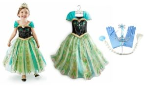 Princess Costume or Dress-Up Set