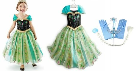 Princess Costume or Dress-Up Set