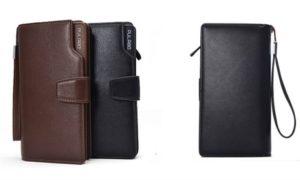 Pulabo Unisex Leather Wallet