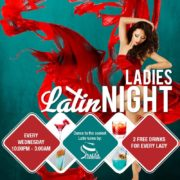Ladies Latin Night