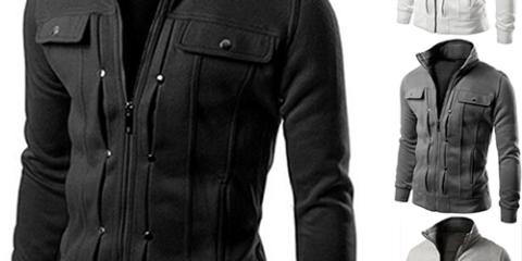 Rapid Zipper Jacket