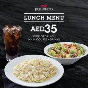 Red Lobster Great Lunch Offer