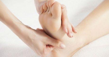 Reflexology Spa Treatment