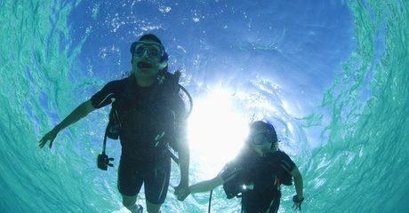 Scuba Diving Experience