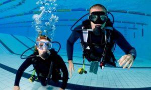 Scuba Diving Session