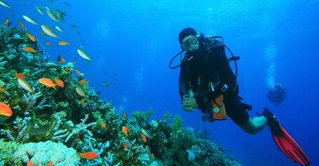 Scuba Try-Dive off Kite Beach