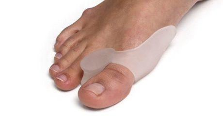 Silicone Toe Alignment Support
