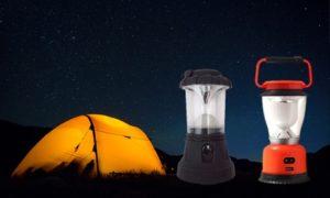 Solar LED Camping Light