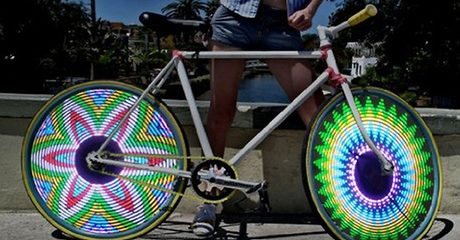 Spoke Light Cycling Wheel