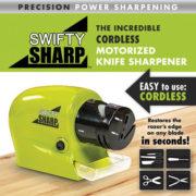 Motorized Knife Sharpener