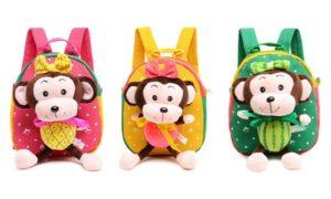 The Fruit Monkey Backpacks