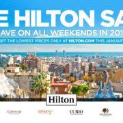 Hilton Sale