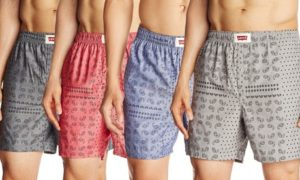 Three-Pack of Levi's Boxer Shorts