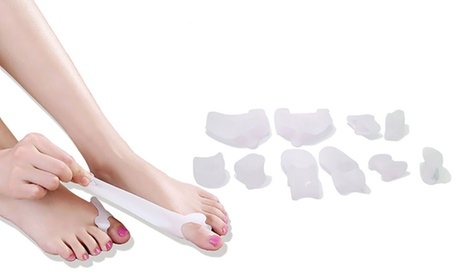 ToePals Bunion Relief 10-PC Kit