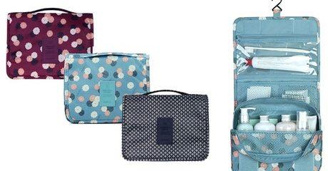 ToiletryPouch Bag Organiser