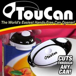 TouCan Can Opener