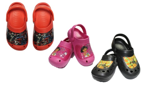 Two-Pack Kids' Character Sandals