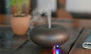 USB-Operated Air Humidifier