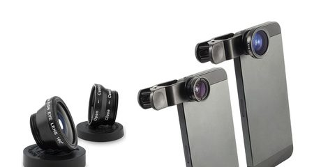 Universal 3-in-1 Clip Lens Kit