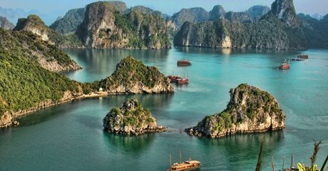 Vietnam Tour with Cruise