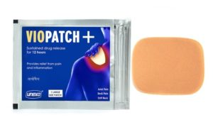 Viopatch Pain Relief Patches