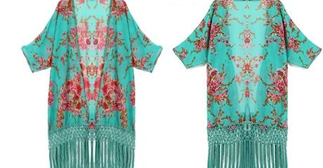 Women's Loose Kimono