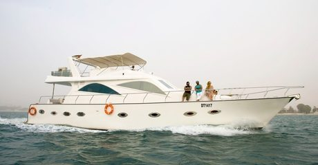 Yacht Rental for Up to 35 People