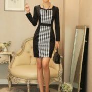 Classic Office Dress
