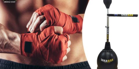 Spar Bar Punch Bag