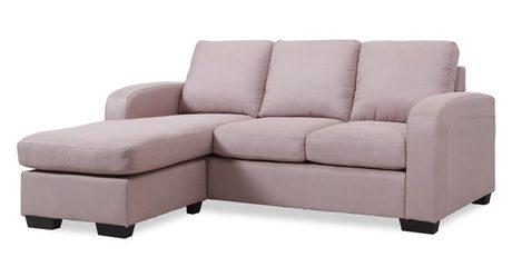 Naples 3-Seater L-Shape Sofa
