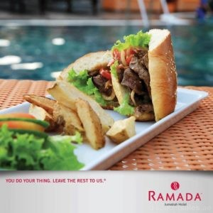 Ramada Exclusive Munchy Meal Offer