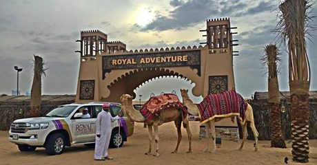 Desert Safari with Barbecue