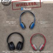 Skullcandy Wireless Headset