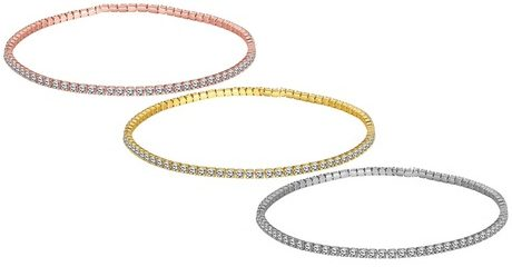Crystals from Swarovski® Anklet