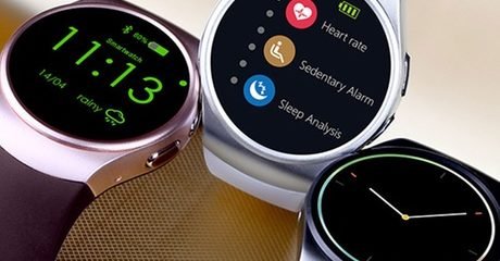 1.3'' Cellular IP54 SIM SmartWatch