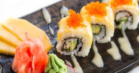 24 Sushi Pieces