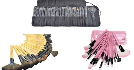 32-Piece Make-up Brush Sets
