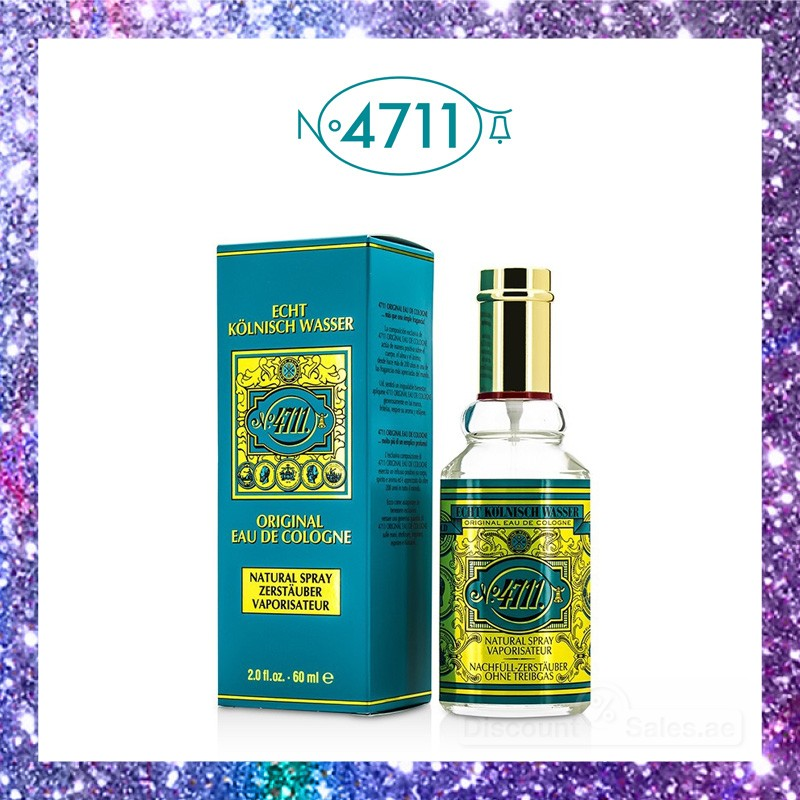 4711 EDC Spray 60ml