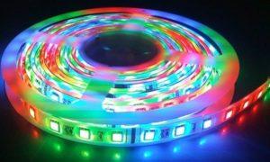 5 Meters RGB LED Strip Light