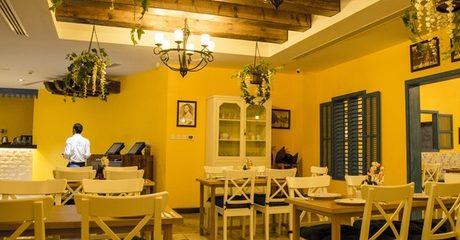 AED 50 Toward Lebanese Cuisine