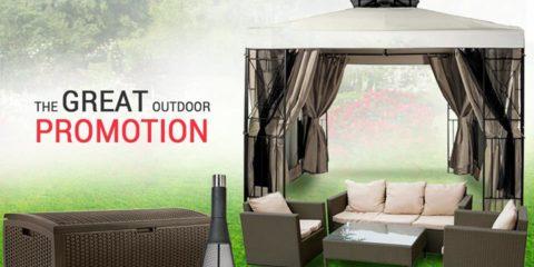 Al-Futtaim Ace Great Outdoor Promotion