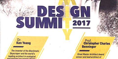 Amity Design Summit 2017