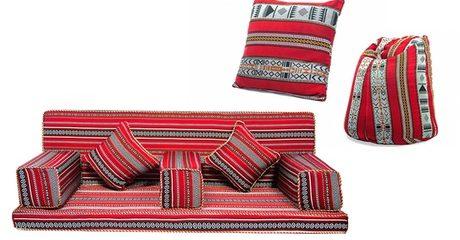 Arabian-Style Majlis Sets