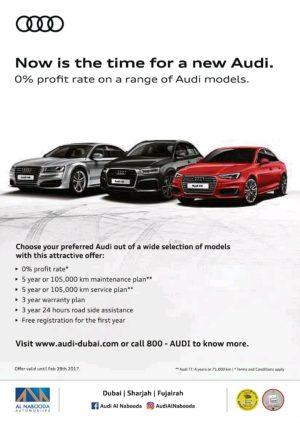 Audi-sale-dubai-offers-discount-sales