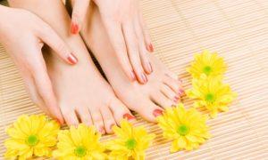 Basic Manicure and Pedicure