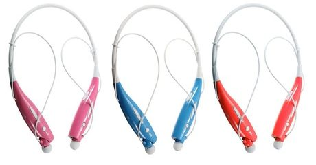 Bluetooth Neckband Stereo Headset