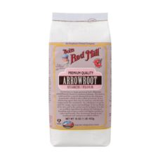 Bobs Red Mill Arrowroot Starch Flour 454 Grams