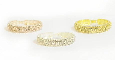 Bracelets with SWAROVSKI ELEMENTS