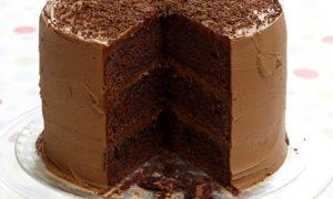 Cake from Mugg & Bean