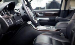 Car Interior Clean and Polish